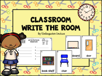 Write The Room Classroom