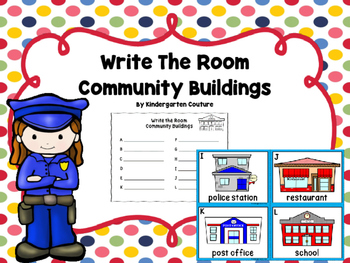 Write The Room  Community Buildings