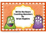 Write The Room Counting Monsters