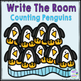 Write The Room Counting Penguins On Ice 1-10