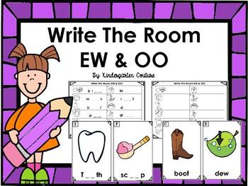 Write The Room EW & OO