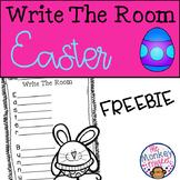 Write The Room Easter FREEBIE