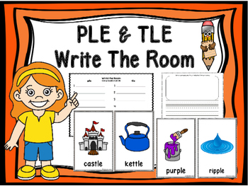 Write The Room -Ending Sounds PLE & TLE