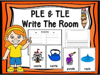 Write The Room -Ending Sounds PLE & TLE