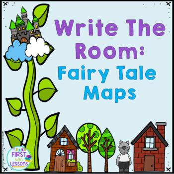 Write The Room: Fairy Tale Maps