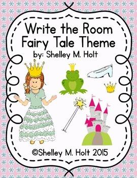 Write The Room - Fairy Tale Theme