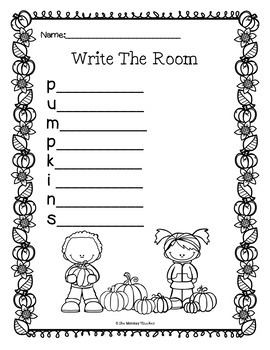 Write The Room Fall