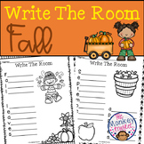 Fall Write the Room