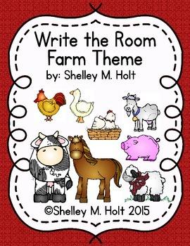 Write The Room - Farm Theme