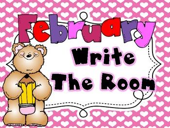 Write The Room {February}