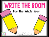 Write The Room For The Whole Year