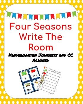 Write The Room- Four Seasons