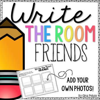 Write The Room: Friends