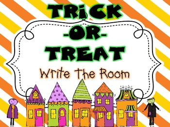Write The Room Fun {Halloweenl}