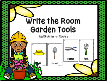 Write The Room Garden Tools
