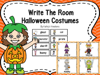 Write The Room Halloween Costumes