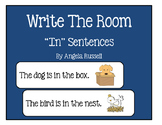 """Write The Room - """"In"""" Sentences"""