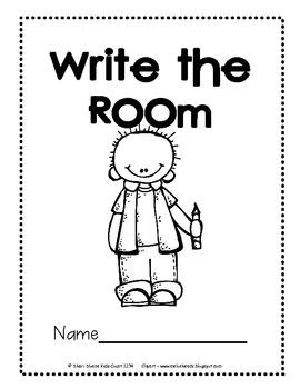 Write The Room- K-1 Version