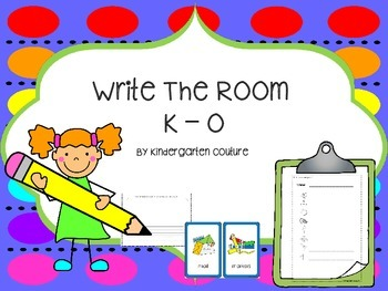 Write The Room K - O