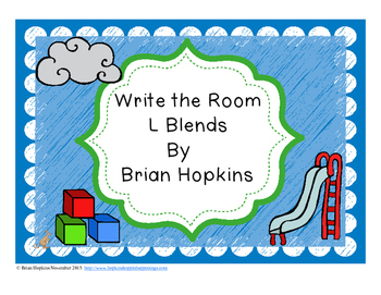 Write The Room L Blends