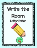 Write The Room - Letter Edition