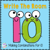 Write The Room Making 10 Equations