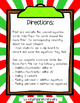 Write The Room Math: Christmas Freebie