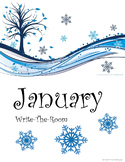 Write-The-Room Monthly Bundled Set