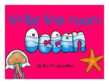 Write The Room Ocean