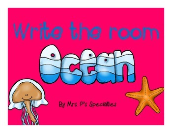 Write The Room Ocean
