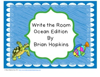 Write The Room Ocean Beginning Sounds
