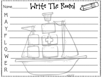 Write The Room {October}