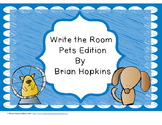 Write The Room Pets Beginning Sounds