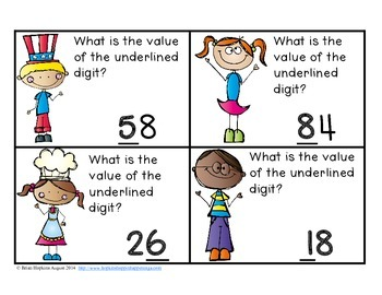 Write The Room Place Value to 120 - Common Core