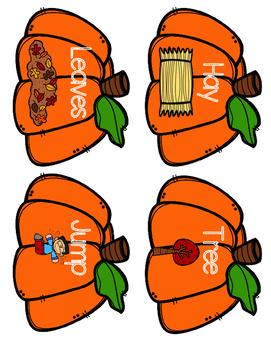 Write The Room Pumpkins
