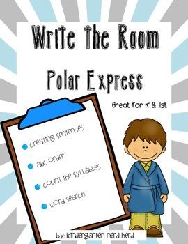 Write The Room Reading: Polar Express