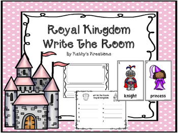 Write The Room Fairy Tale -Royal Kingdom