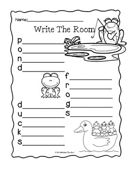 Write The Room Spring
