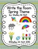 Write The Room - Spring Theme