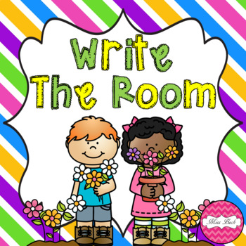 Write The Room- Spring Theme