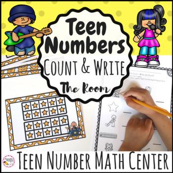 Write The Room- Teen Numbers