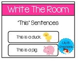 "Write The Room - ""This"" Sentences"