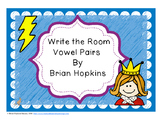 Write The Room Vowel Pairs