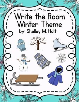 Write The Room - Winter Theme