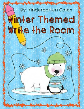 Write The Room Winter Themed!