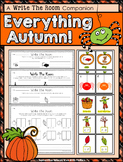 Everything Autumn: a Write the Room companion