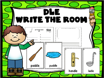 Write The Room -Ending Sounds DLE