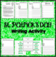 St. Patrick's Day Writing Activity - Write the Room to Write a Story