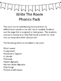 Phonics Write the Room