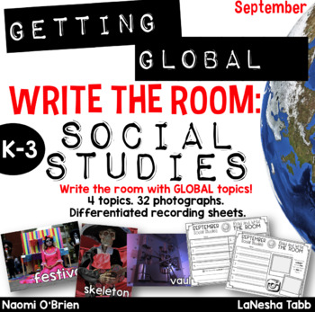 Write The Room with SOCIAL STUDIES- September
